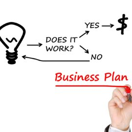 """Template for Your """"Personal Business Plan"""""""