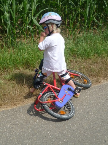 Unlearning How to Ride Your Bicycle