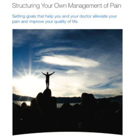 STOMP – Structuring Your Own Management of Pain