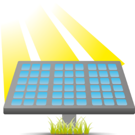 Stress, Illness, and Photovoltaic Cells