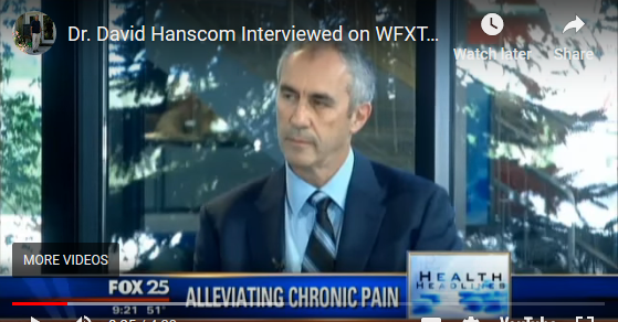 Hanscom on Fox 25