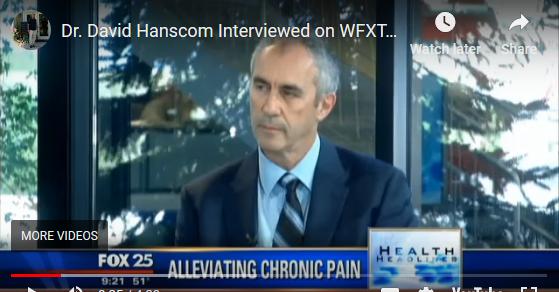 Hanscom on Fox 25