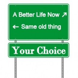 Who Do You Choose to be Today?
